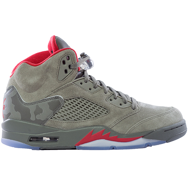 Muške patike Nike Lifestyle - LFS PATIKE MEN'S AIR JORDAN 5 RETRO SHOE 136027-051