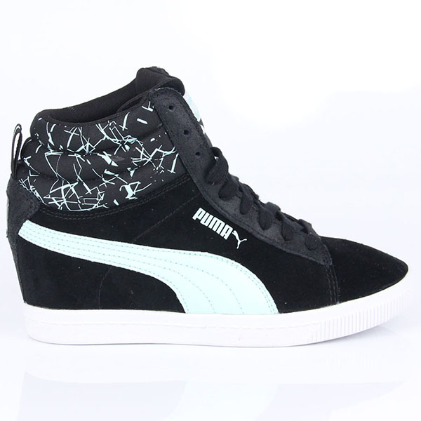 Ženske patike Puma Lifestyle - PATIKE PUMA PC WEDGE GEOMETRIC WN'S 359003-01